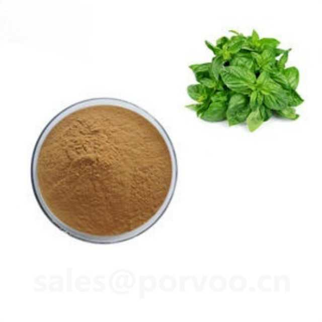 Natural holy basil extract, Holy Basil Extract Anti-bacterial
