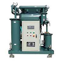 Series ZY/ZYA Highly Effective Vacuum Oil Purifier