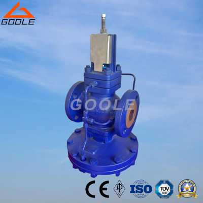 DP17 pilot operated pressure reducing valve