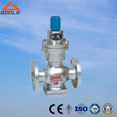 Y44H/Y Direct acting bellows pressure reducing valve