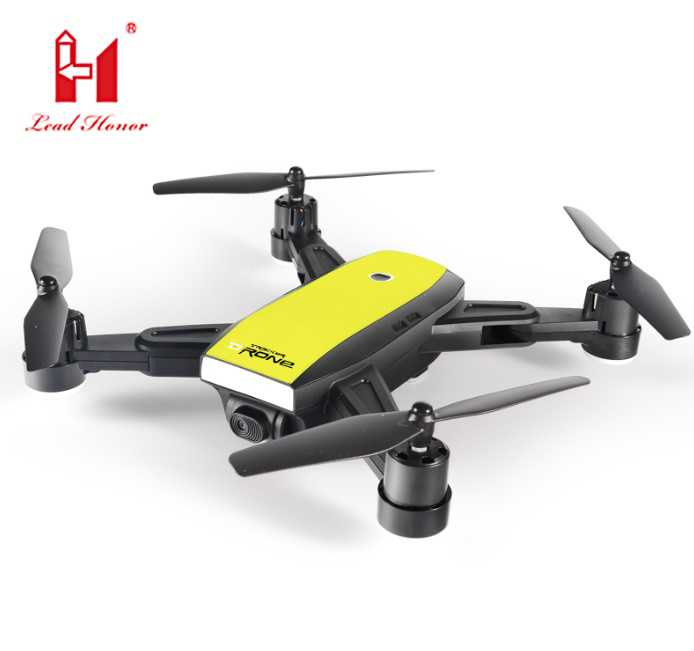 LH-X28WF Foldable 2.0MP with Camera Wifi FPV Drone