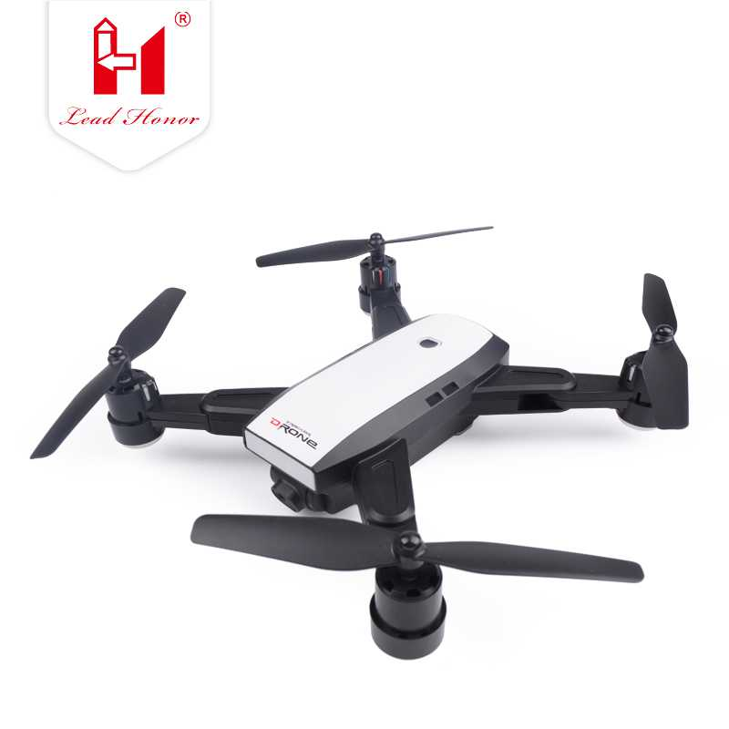 FOLLOW ME DRONE LH-X28 2.4G 4CH GPS FOLDABLE RC DRONE KIT WITH 720P HD WIFI FPV CAMERA