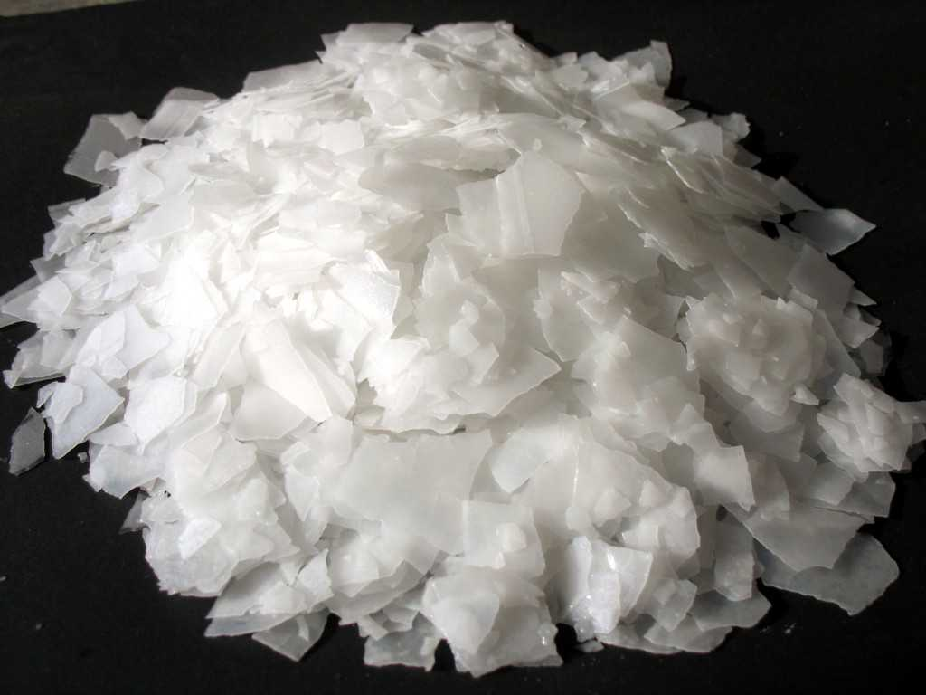 CAUSTIC SODA FLAKES TDS