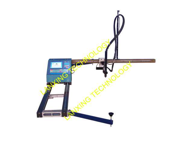portable cnc profile flame/gas/plasma cutting machine