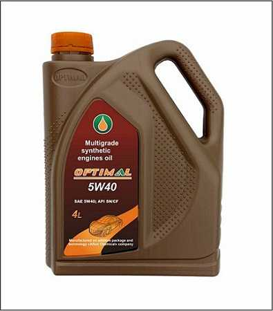 Optimal Synthetic 5W40