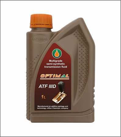 Optimal ATF IIID