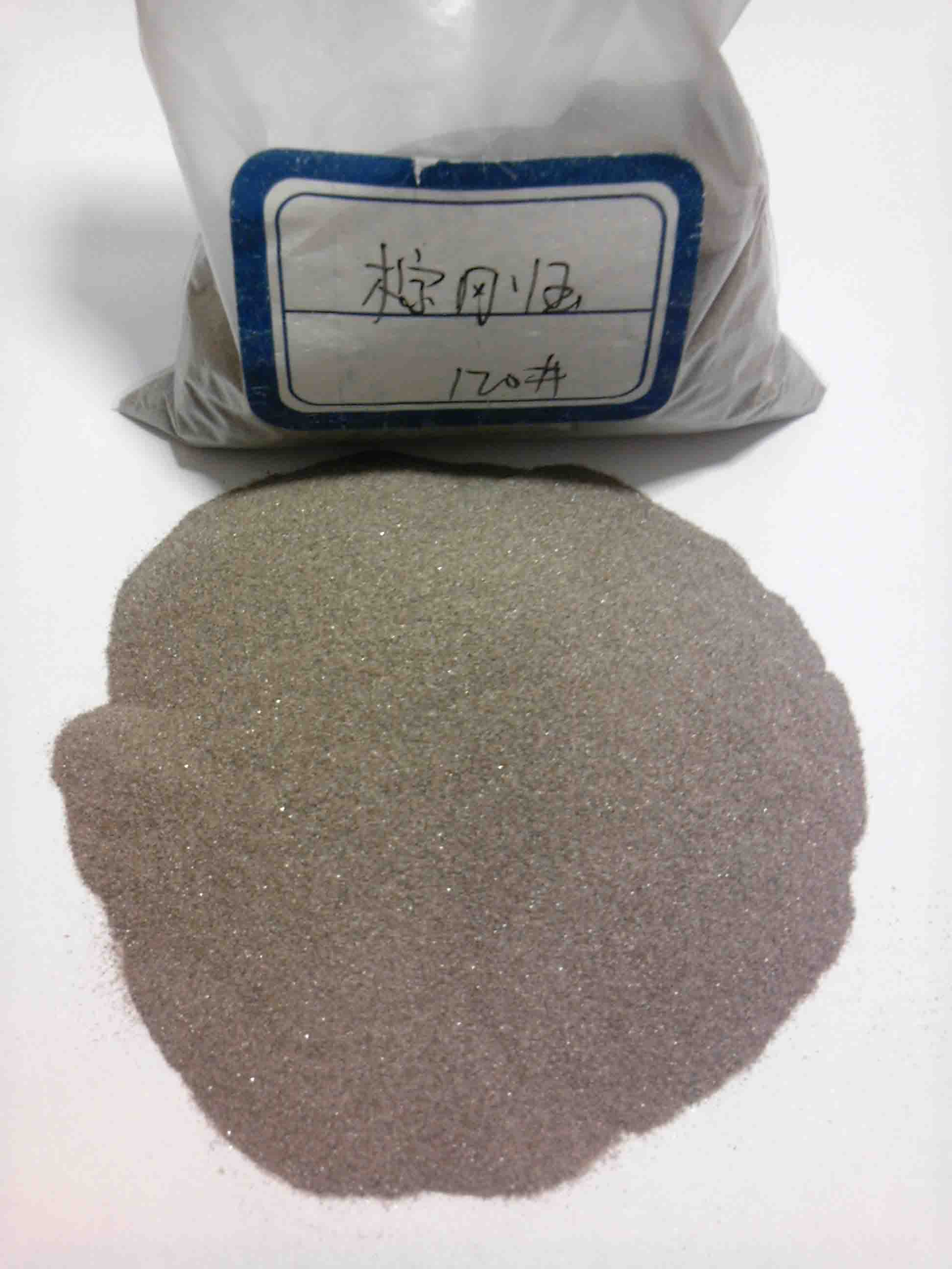 Brown Fused Aluminium Oxide for Bonded Abrasives & Blasting
