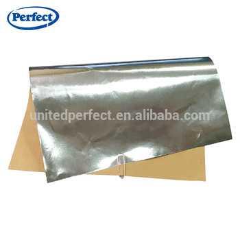 Aluminum foil heat insulation alu laminated kraft
