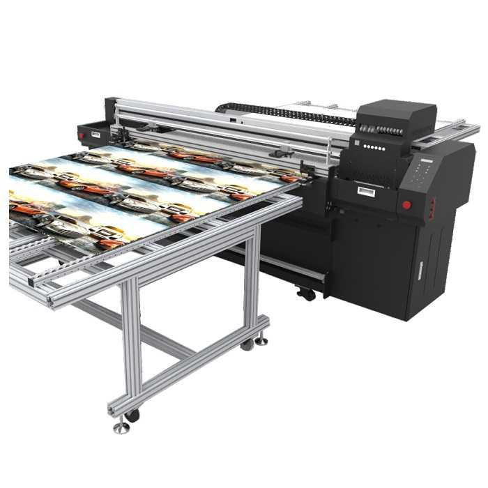 1.8m hybrid uv printer