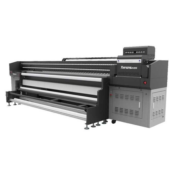 3.2m UV printer
