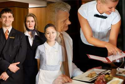 Hospitality Recruitment services