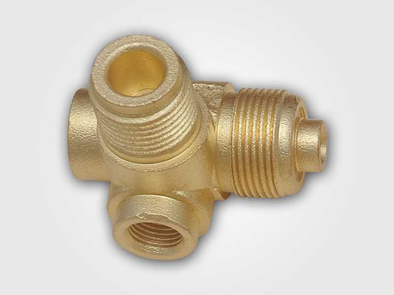 BRASS AUTO GAS PARTS