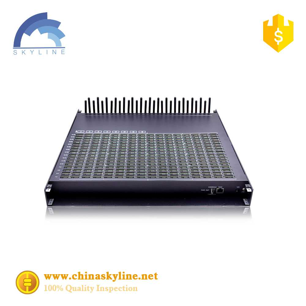 SK 32-512 ports VOIP gsm gateway