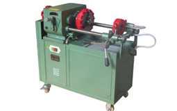 electric bolt threading machine