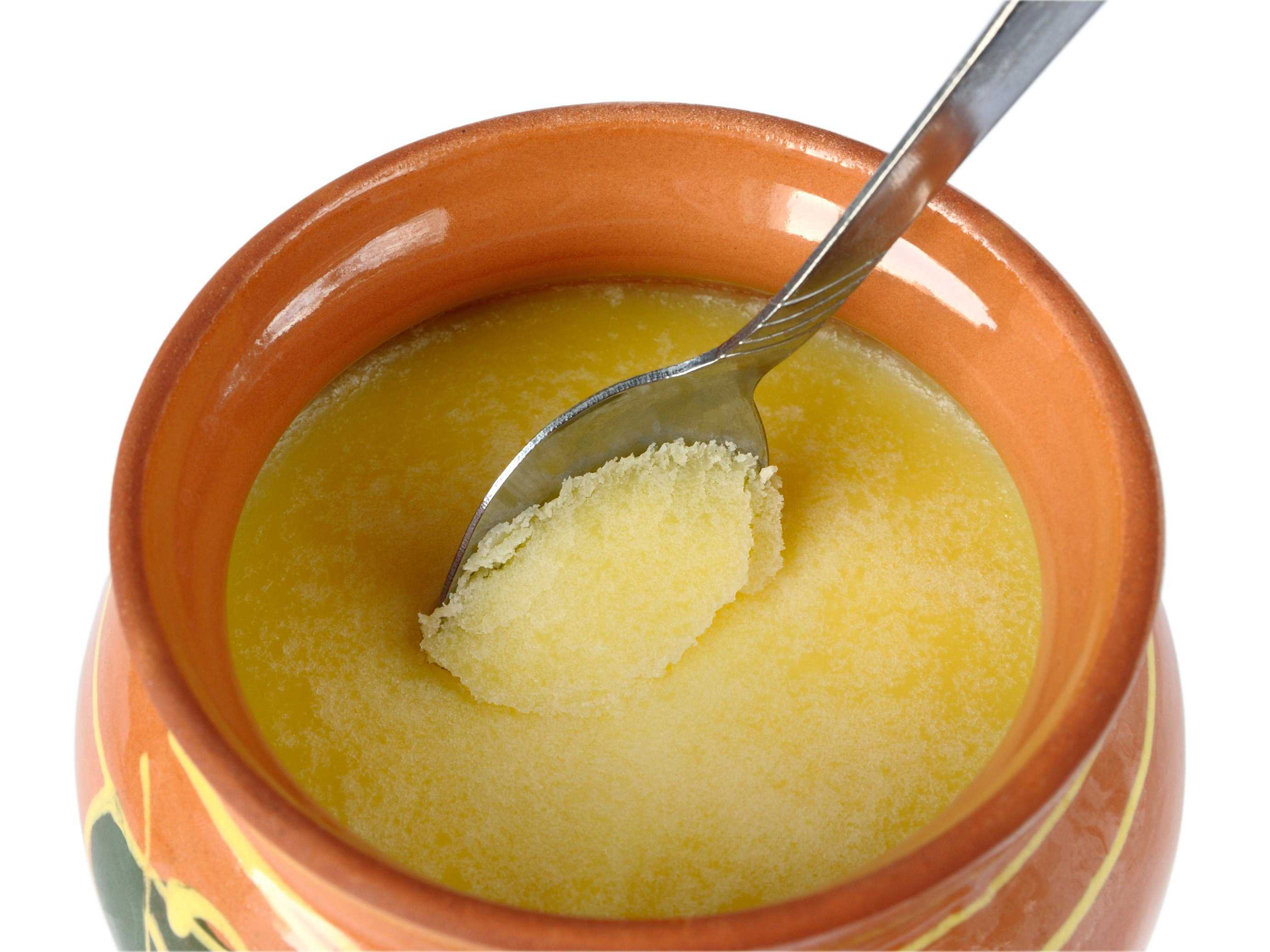 Ghee (Melted Butter)