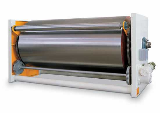 Corrugated Board Preheater