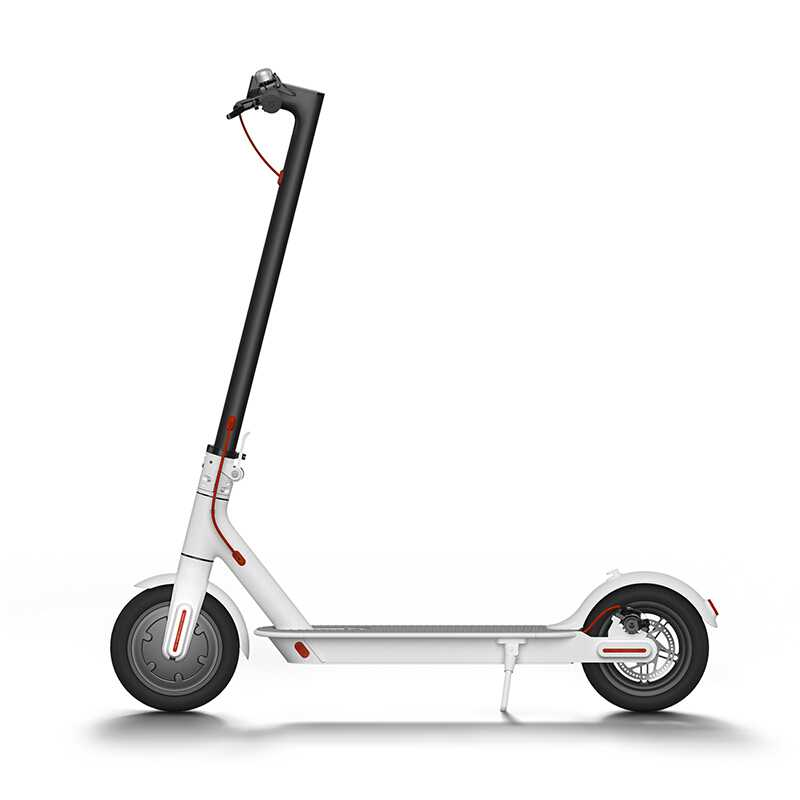 Motor Scooter, 8.5-inch Tire, Electrical Mobility Foldable Kick Electric Scooter