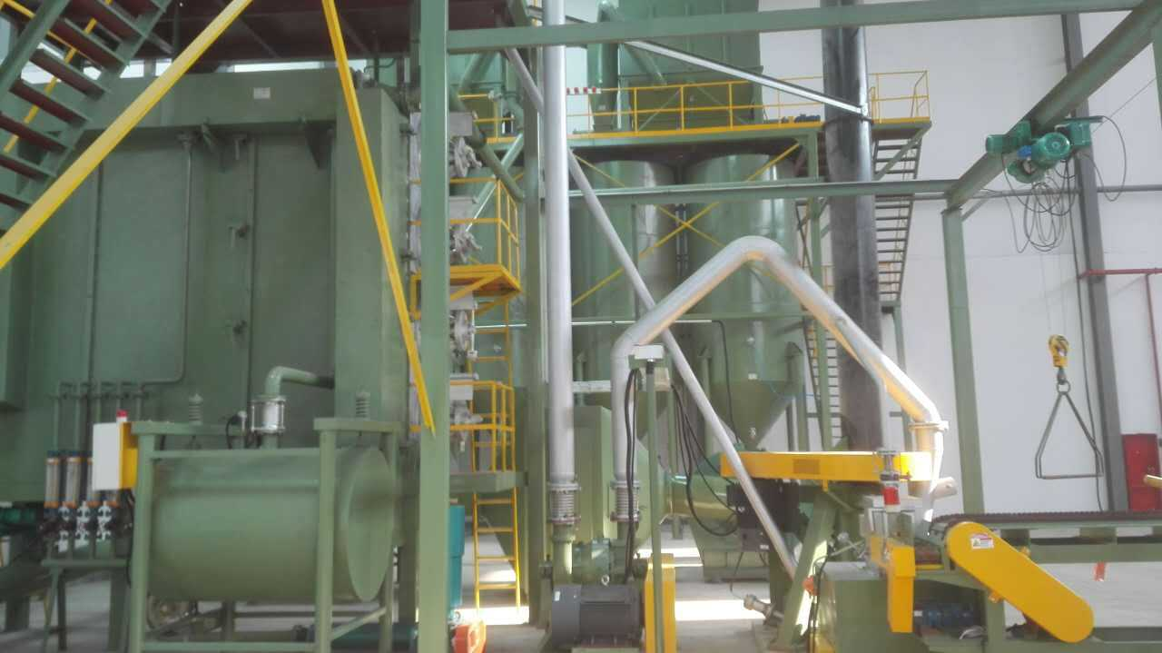Red Lead Line - Lead Oxide Making Machine - Lead Oxide Equipment