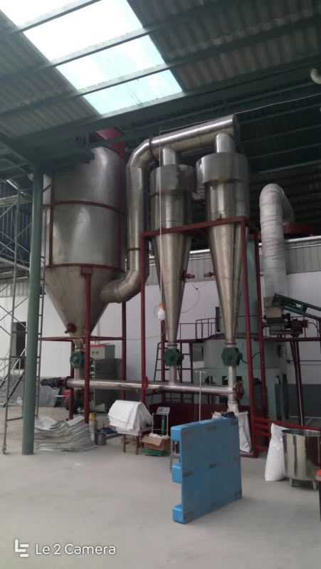 TBLS EQUIPMENT - TBLS PLANT - TRIBASIC LEAD SULFATE MACHINE