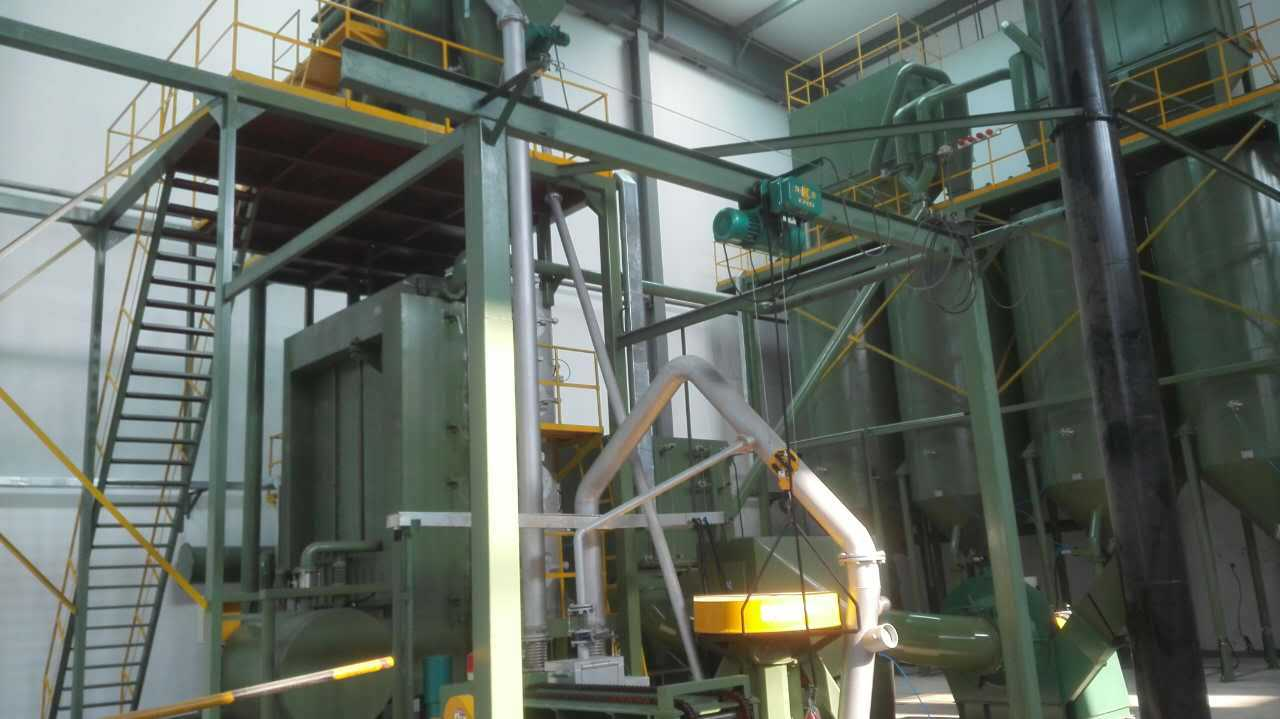 LITHARGE Manufacturing Machine LITHARGE Plant