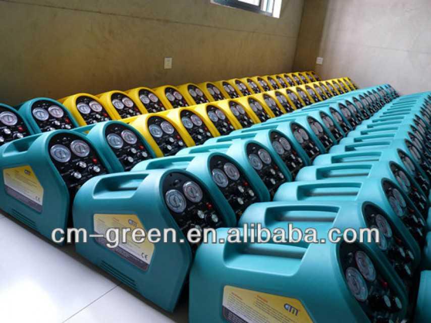 Portable refrigerant recovery machine CM2000A R410A