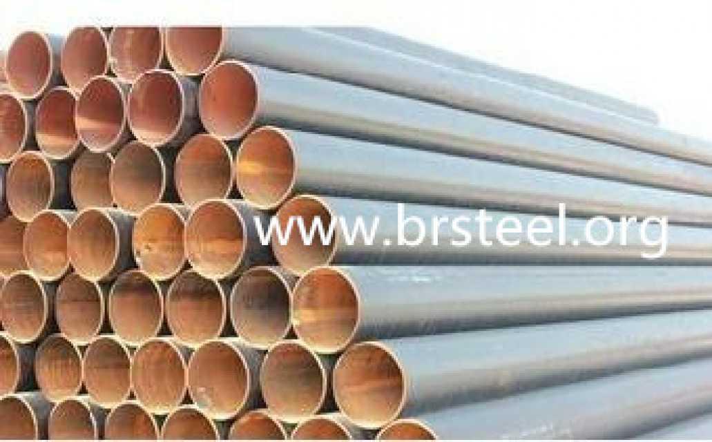 Erw api welded steel pipe