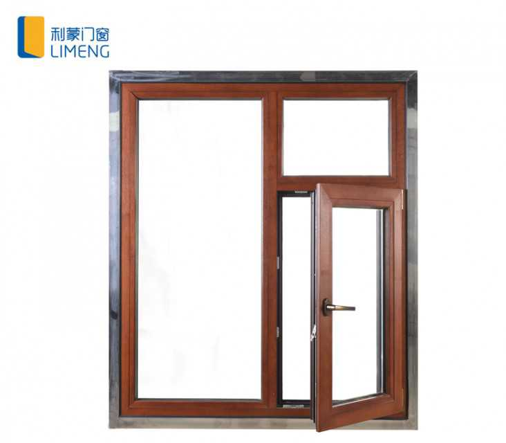 Indoor Aluminum tilt&turn window