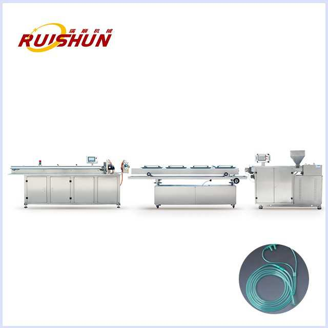 Medical Tube Extrusion Line