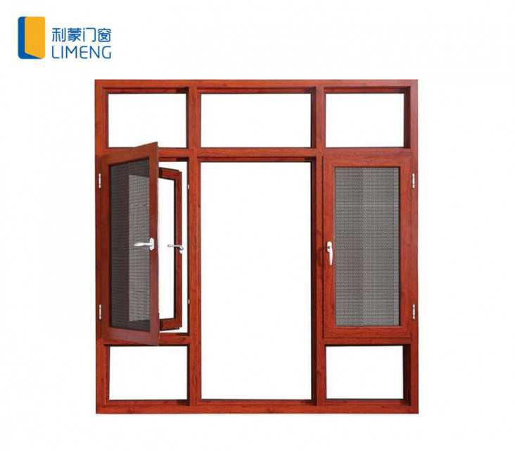 Exterior Aluminum Alloy casement window
