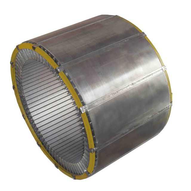 NEMA High Voltage Motor Rotor Stator Iron Core