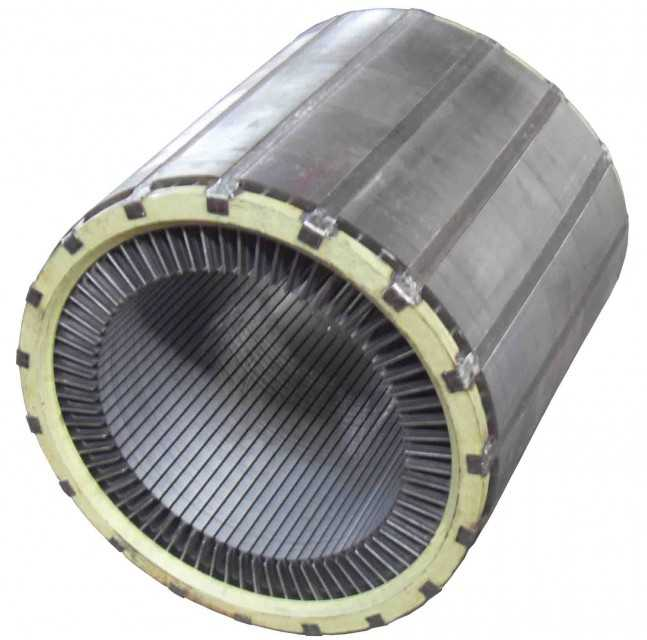 Factory price 3 phase stator winding 12 pole