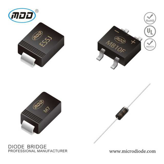 SMD 1A 1000V General Purpose Rectifier Standard Diode