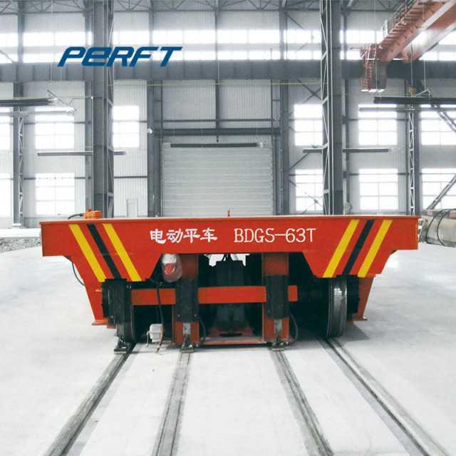 Industrial Rail Die Material Handling Cart