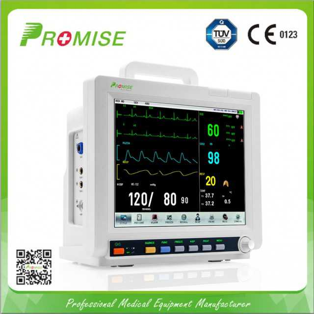 Patient monitor - multi-para patient monitor