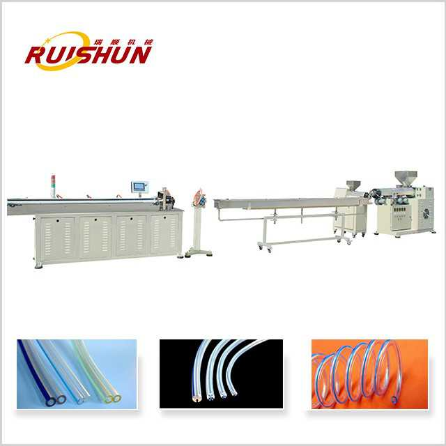 Endotracheal Tube Extrusion Line