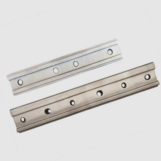 Rail Joint Bar for Connecting Two Pcs of Rails