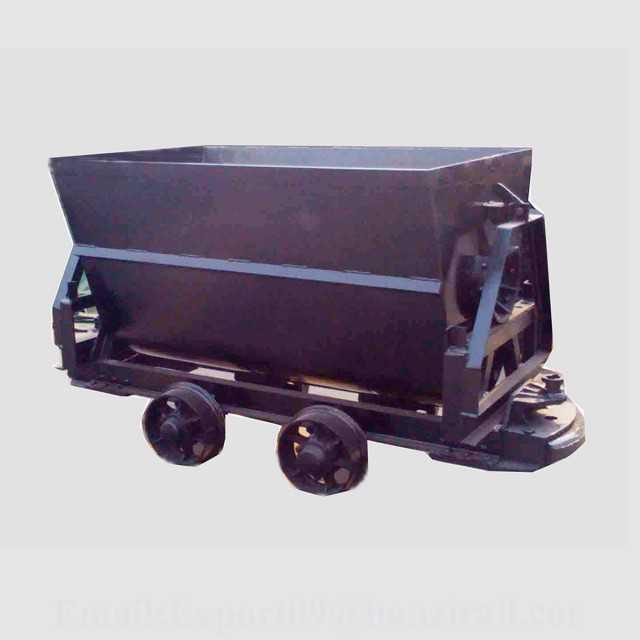 Mine Car Railway Wagon Manufacturer