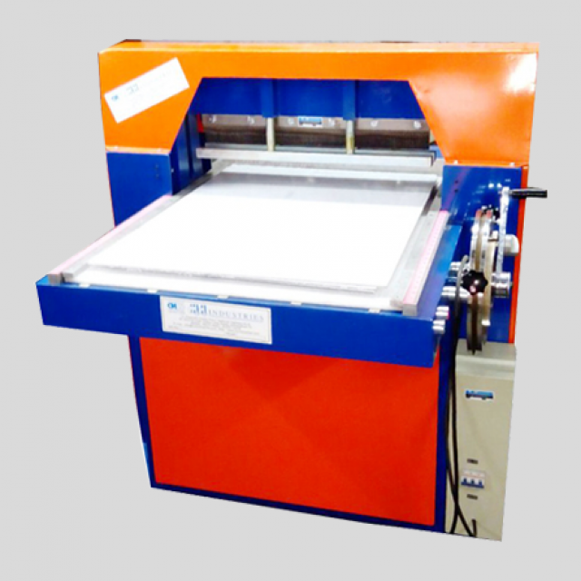 Fabric Zigzag Sample Cutting Machine