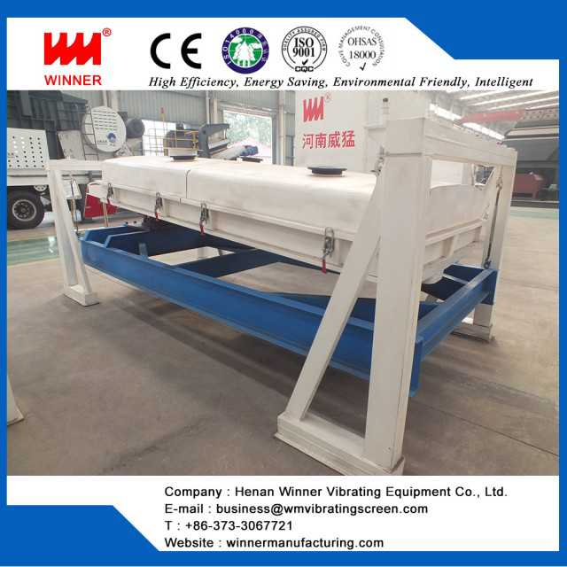 Rotary Vibrating Sieve for Food Industry Information : Manufacturer