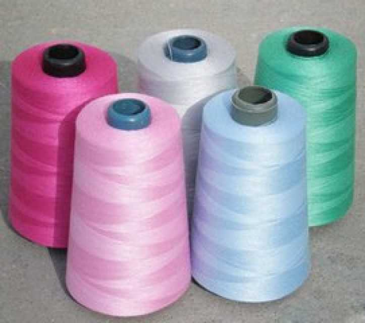 Sewing thread polyester yarn