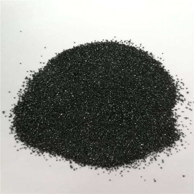 Chromite sand steel mill