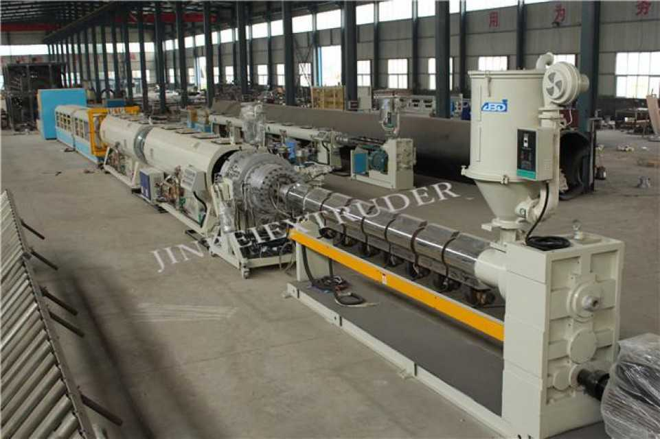 630 PE Pipe Production Line