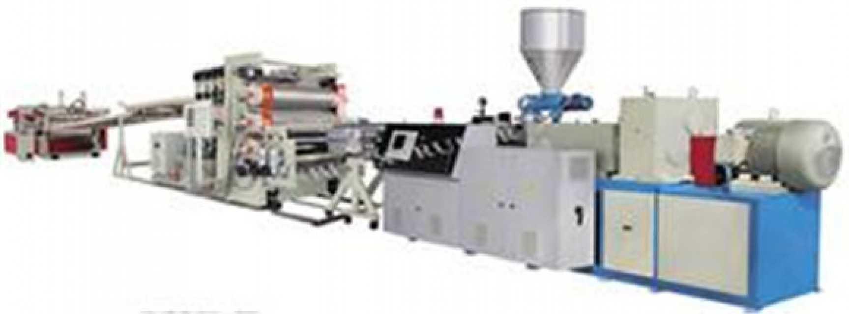 PVC Free Foamed Board Production Line