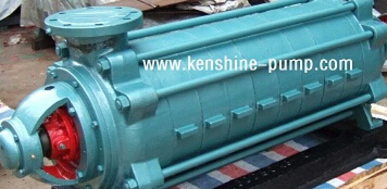 D/DG Horizontal Multistage High Pressure Pump