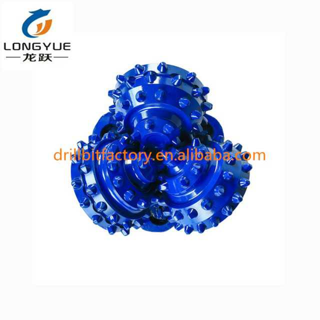 Best 8 1/2'' Tricone Bit For Hard Formation Drilling