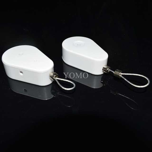 Anti Theft Retractable Pull Box end fittings