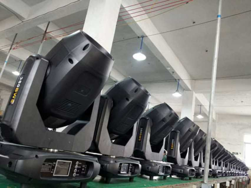 380W BWS Moving Head Light