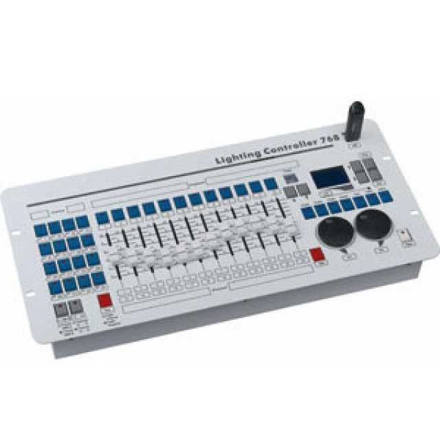 768 Channel DMX Controller (PHD021)