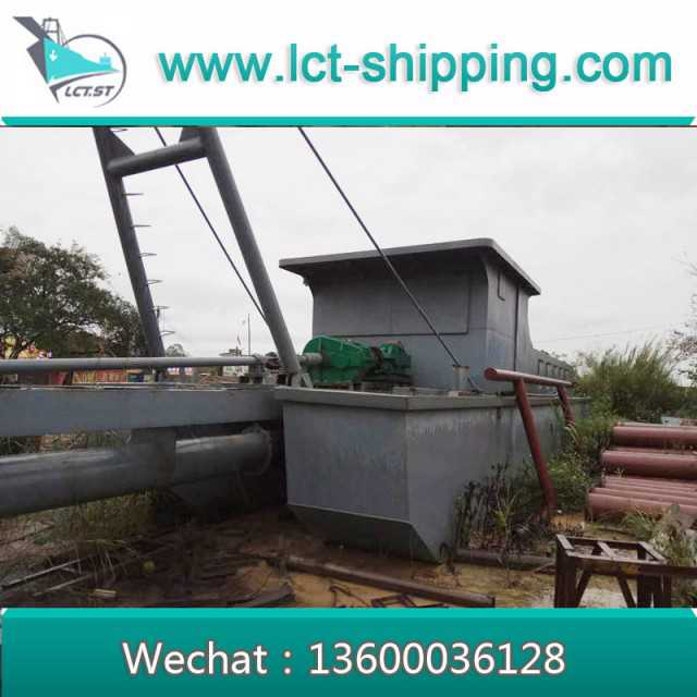 Diesel Power Cutter Suction Dredger