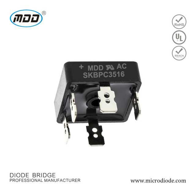 Three Phase 35 Amp Bridge Rectifier Diode